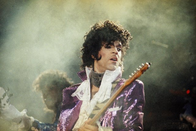 Prince (photo via nytimes.com)