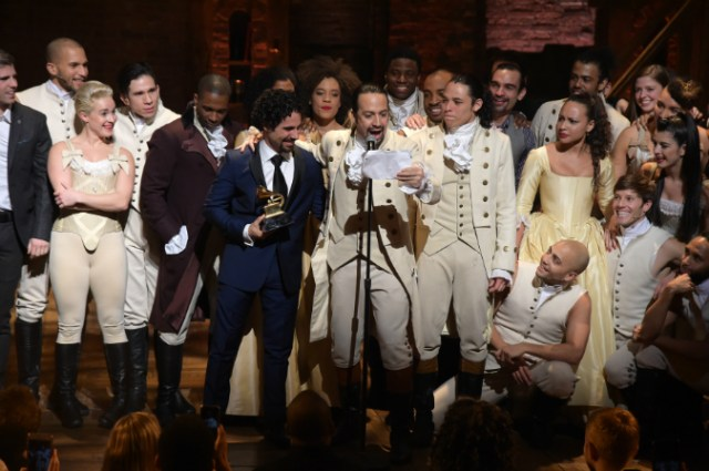 """Hamilton"" wins big at the 2016 Tony Awards"