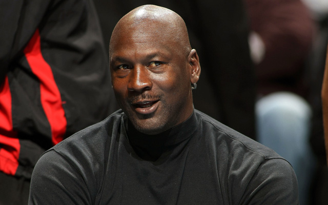 Michael Jordan (photo via cbssports.com)
