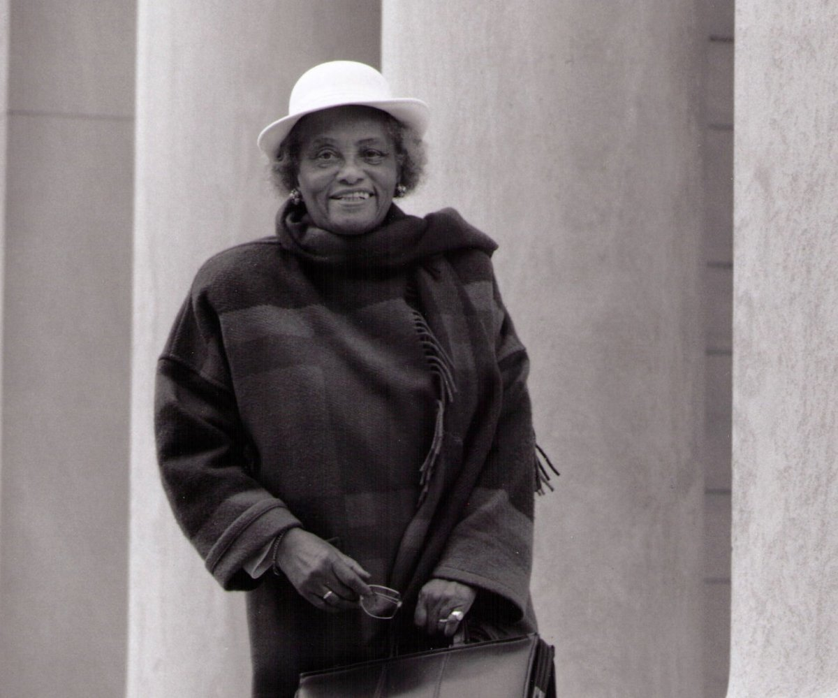 R.I.P. Dovey Johnson Roundtree, 104, Army Captain, Minister and Trailblazing Civil Rights Lawyer
