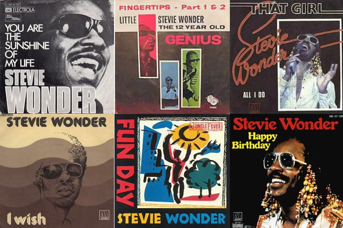 MUSIC: Celebrating Stevie Wonder's 71st Birthday w…
