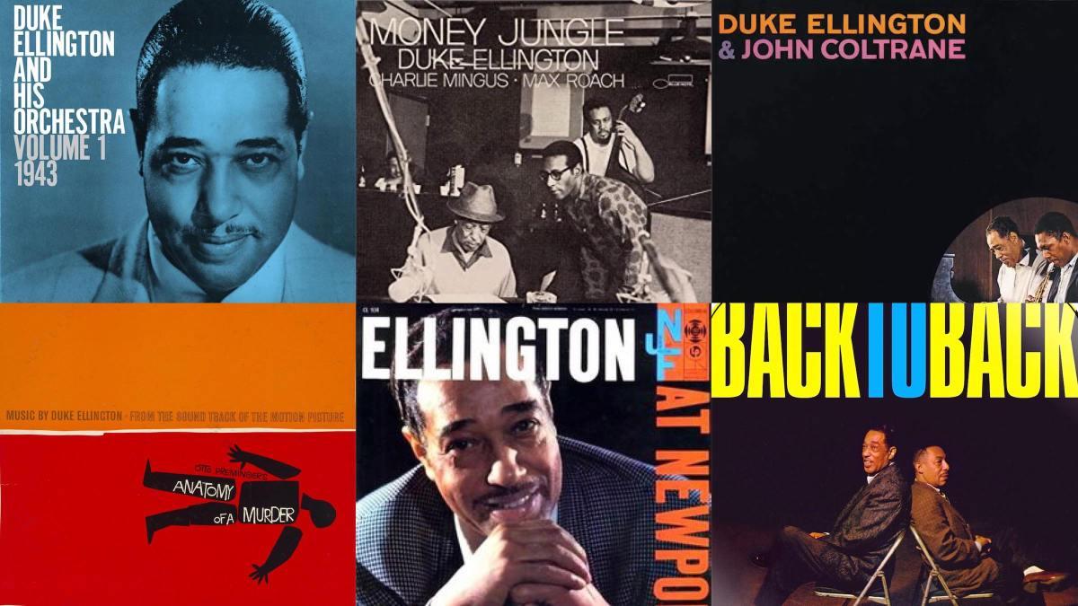 "MUSIC MONDAY: ""Sir Duke"" – A Duke Ellington Playlist (LISTEN)"