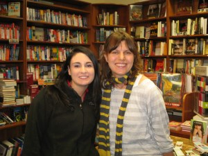 E. Lockhart, Oblong Books, April Books&Wine,