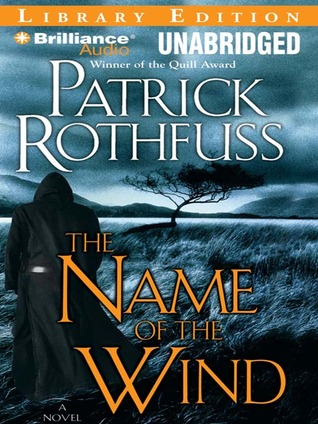 Retro Friday Audiobook Review: The Name Of The Wind by Patrick Rothfuss