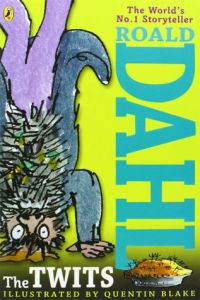 Retro Friday Review: The Twits by Roald Dahl
