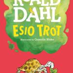 The plot of the Esio Trot novella is that Mr. Hoppy is madly in love with Mrs. Silver, his next door neighbor. Click for my full review.