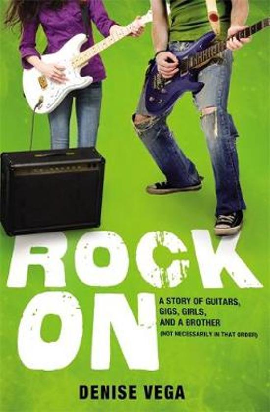 Rock On Denise Vega Book Review