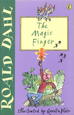 The Magic Finger Roald Dahl Retro Friday Book Review