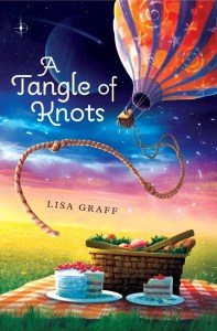 A Tangle Of Knots by Lisa Graff | Good Books And Good Wine