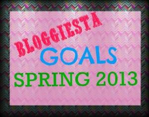 Bloggiesta Goals | Good Books And Good Wine