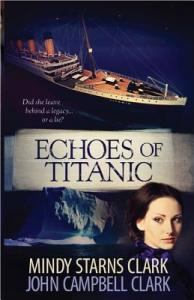 Echoes of Titanic Cover