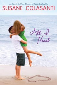 All I Need | Susane Colasanti | Book Review