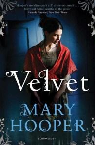 Velvet by Mary Hooper | Good Books And Good Wine