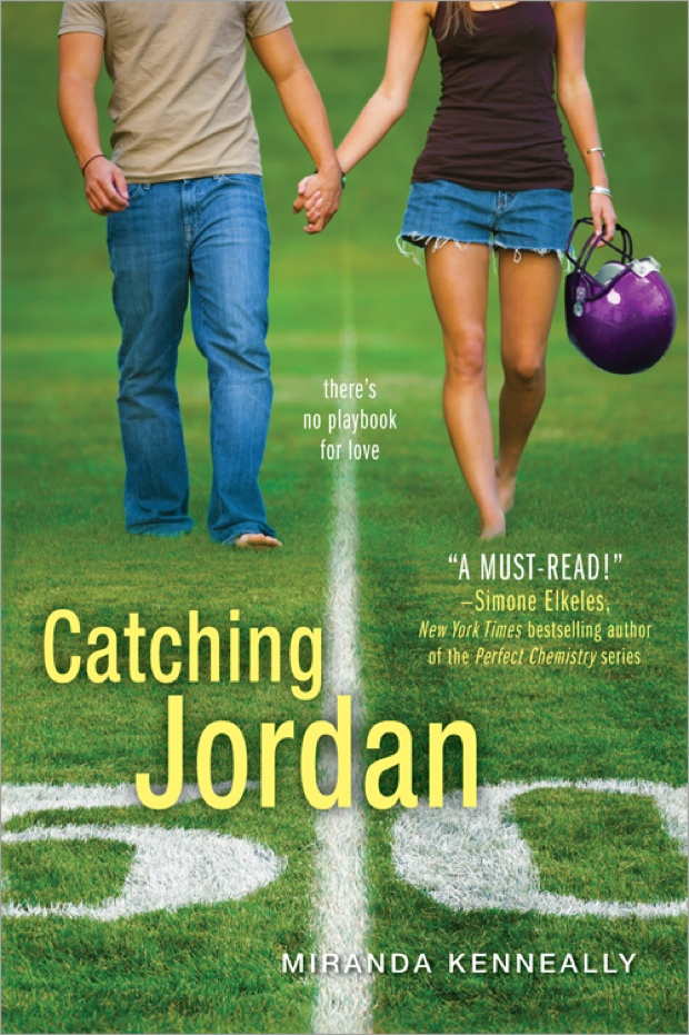 Catching Jordan by Miranda Kenneally | Good Books And Good Wine