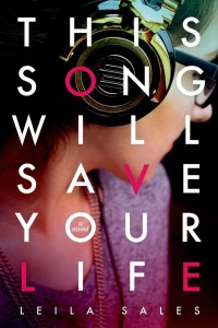 This Song Will Save Your Life | Leila Sales | Book Review