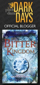 Bitter Kingdom Blogger Badge