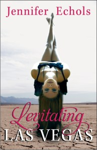 Levitating Las Vegas | Jennifer Echols | DNF Review