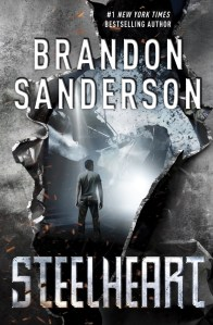 Steelheart by Brandon Sanderson | Good Books And Good Wine