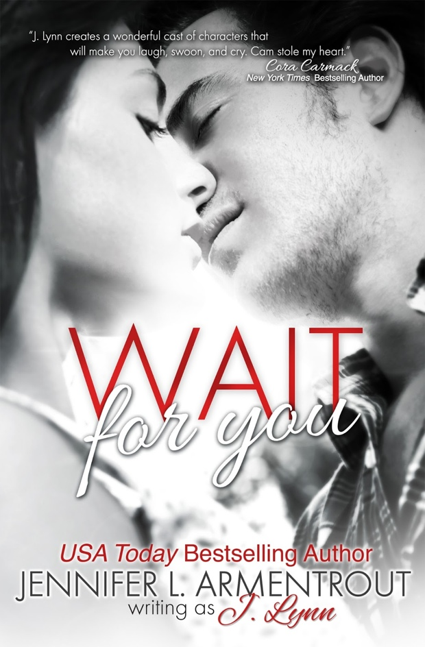 Wait For You | J Lynn | Book Cover