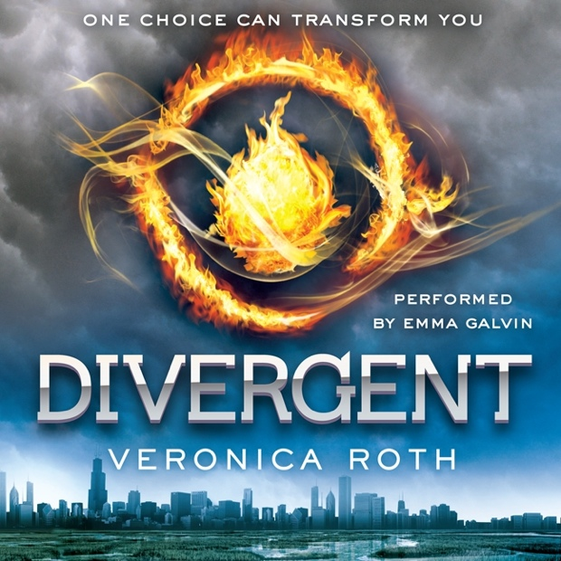 Divergent by Veronica Roth | Good Books And Good Wine
