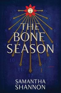 The Bone Season by Samantha Shannon | Good Books And Good Wine