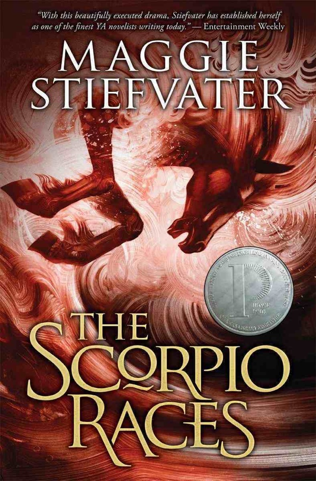 The Scorpio Races by Maggie Stiefvater   Good Books And Good Wine