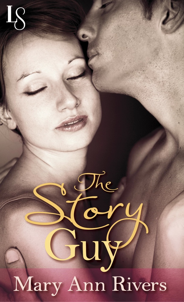 The Story Guy by Mary Ann Rivers | Good Books And Good Wine