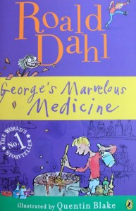George's Marvelous Medicine | Roald Dahl | Audiobook Review