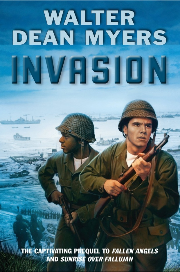 Invasion by Walter Dean Myers | Good Books And Good Wine