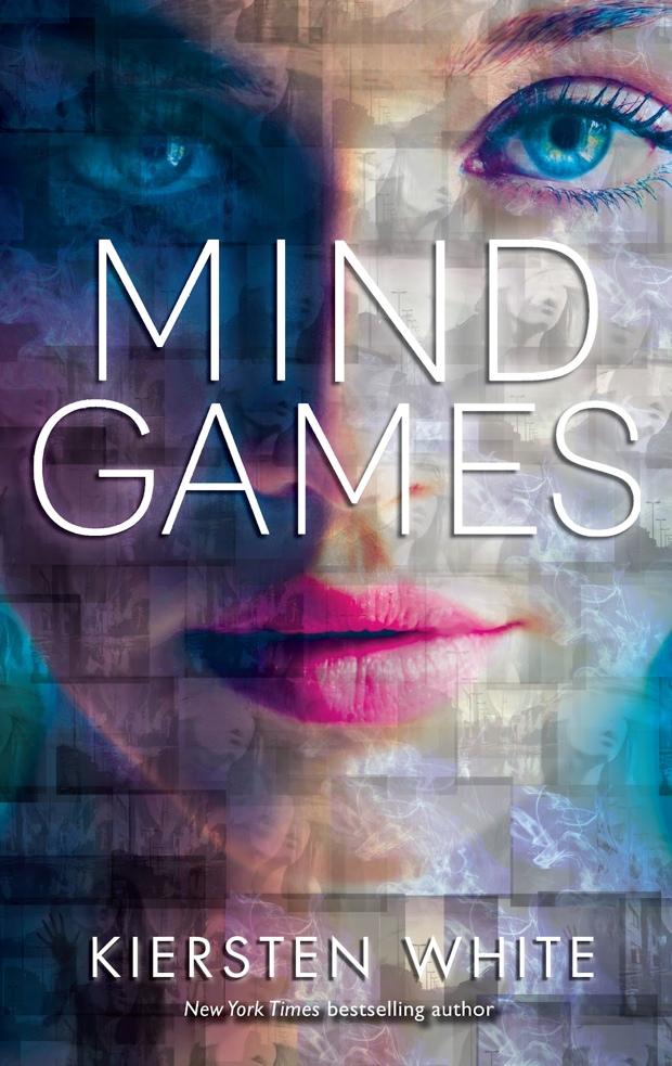 Mind Games by Kiersten White | Good Books And Good Wine
