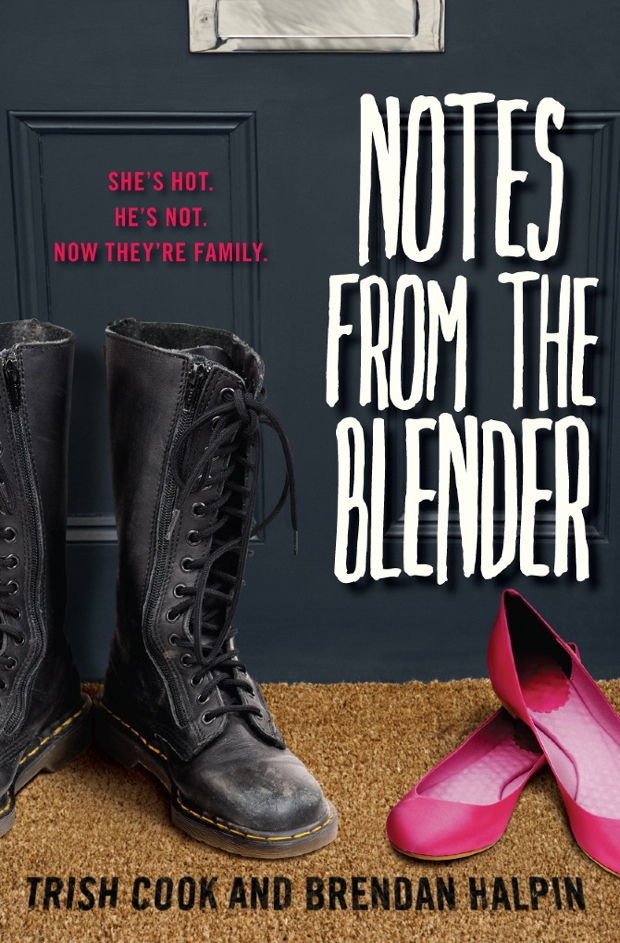 Notes From The Blender by Trish Cook and Brendan Halpin | Good Books And Good Wine