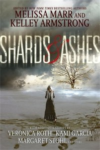 Shards And Ashes | Good Books And Good Wine