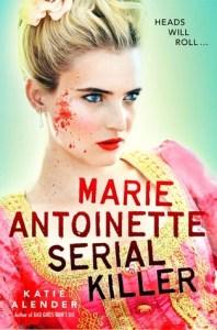 marie antoinette serial killer cover