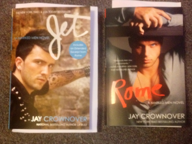 STS 42-1 Rule and Rome by Jay Crownover