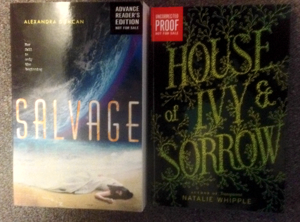 STS 42-6 - Salvage  and House Of Ivy And Sorrow