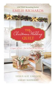 The Christmas Wedding Quilt | Good Books and Good Wine