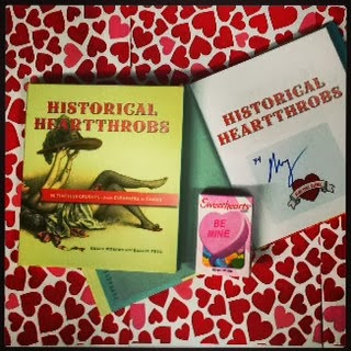 Historical Heartthrobs Giveaway Prize