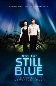 Into The Still Blue | Veronica Rossi | Book Review