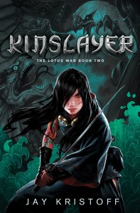 Kinslayer | Jay Kristoff | Book Review