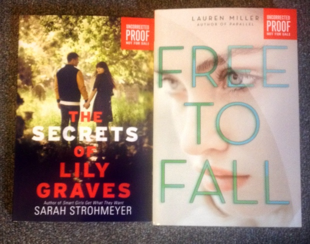 STS 44-2 The Secrets of Lily Graves and Free To Fall