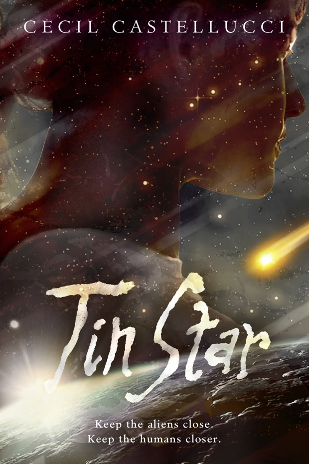Tin Star by Cecil Castellucci   Good Books And Good Wine