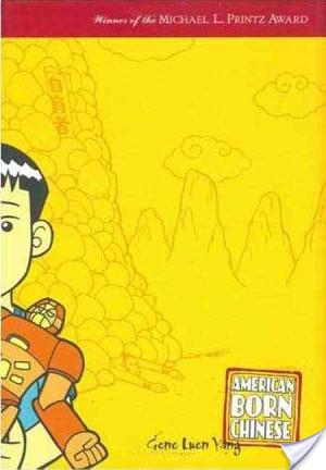 Review of American Born Chinese by Gene Luen Yang