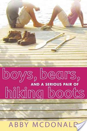 Review of Boys, Bears, And A Serious Pair of Hiking Boots by Abby McDonald