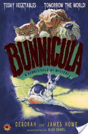 Review of Bunnicula by Deborah and James Howe