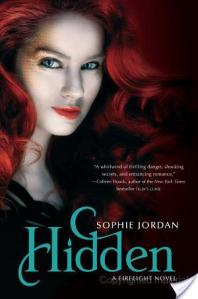 Hidden | Sophie Jordan | Book Review