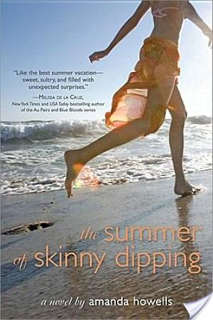 Review of The Summer of Skinny Dipping by Amanda Howells