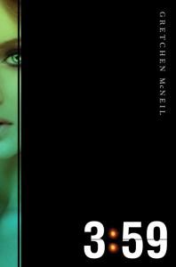 3:59 Gretchen McNeil Book Cover