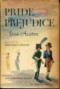Pride And Prejudice by Jane Austen | Good Books And Good Wine