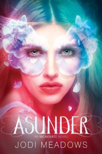 Asunder by Jodi Meadows | Good Books And Good Wine