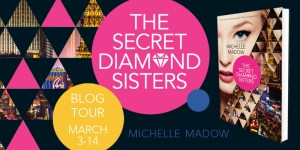 The Secret Diamond Sisters Blog Tour: Interview with Peyton and Giveaway
